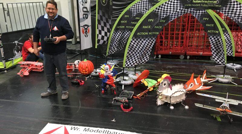 Das war die Modellbau Messe Wien von 25. bis 28.10.2018